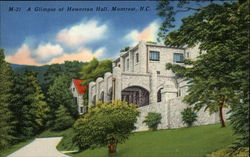 A Glimpse of Howerton Hall