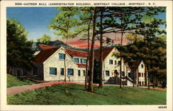 N329:-Gaither Hall (Administration Building), Montreat College, Montreat, N.C