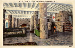 View of lobby, Assembly Inn