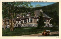 Richardson Building for Foreign Missions, Montreat, N.C