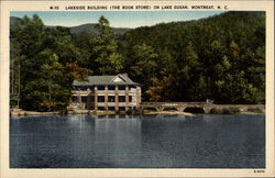 Lakeside Building ( The Book Store ) on Lake Susan