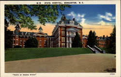M-15 State Hospital, Morgantown, N.C
