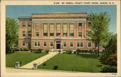 MC Dowell County Court House