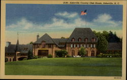 Asheville Country Club House, Asheville, N. C