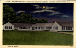 Children's Building, Southern Methodist Assembly Grounds, Lake Junaluska, N.C