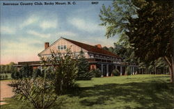 Benvenue Country Club, Rocky Mount, N.C