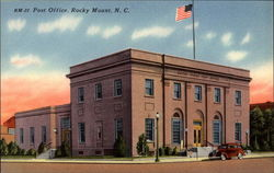 RM-22 Post Office, Rocky Mount, N.C