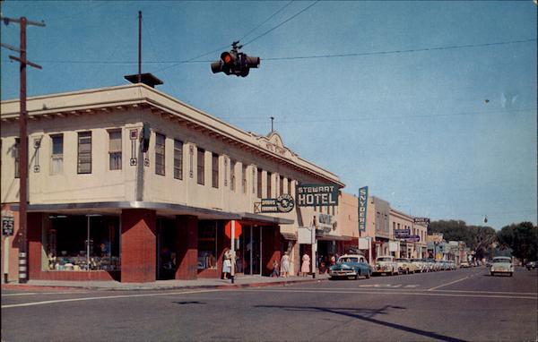 Victorville, California