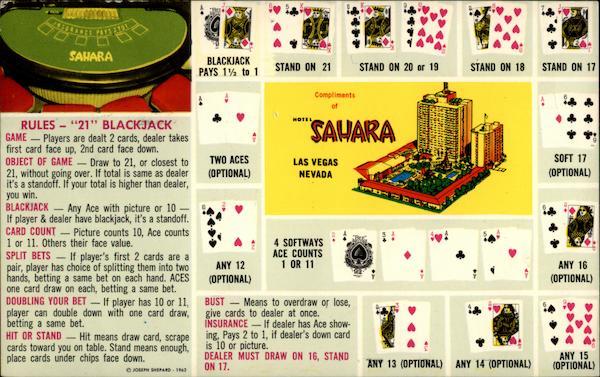 Garden Of Allah Hotel Sahara Las Vegas Nv