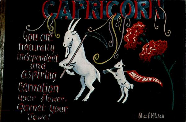 Capricorn Astrology & Zodiac