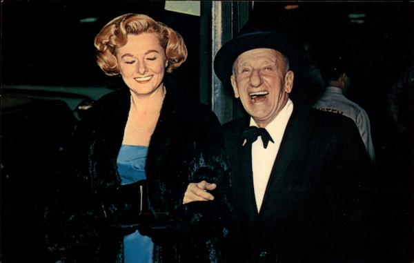 Jimmy Durante Hollywood California Actors