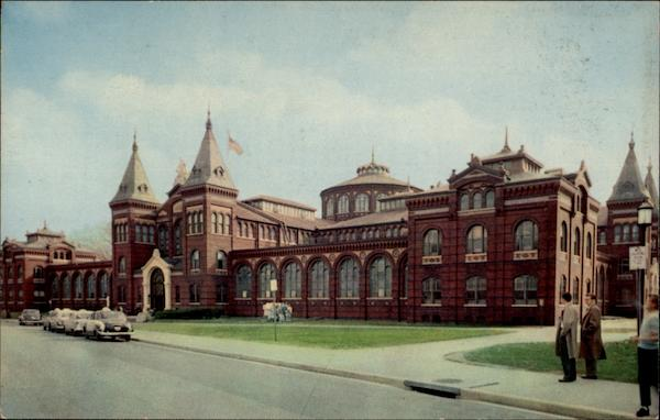 Arts and Industries Building, Smithsonian Institution Washington District of Columbia