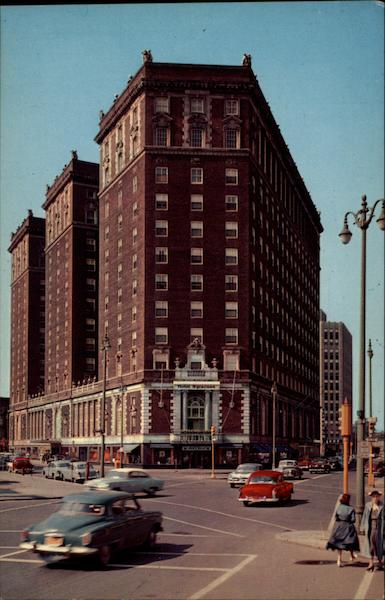 Hotel Syracuse New York