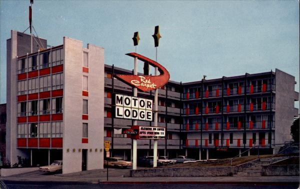 Red Carpet Motor Lodge Reno Nv