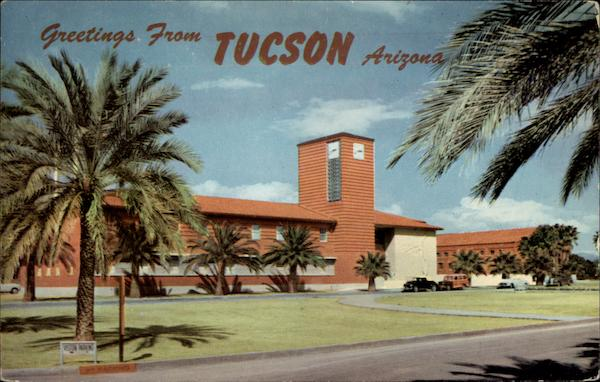 Gallery of University of Arizona Student Recreation Center