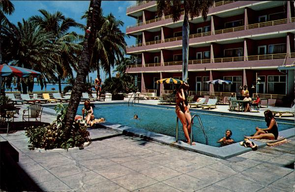 The Dolphin Hotel Nassau Bahamas Caribbean Islands