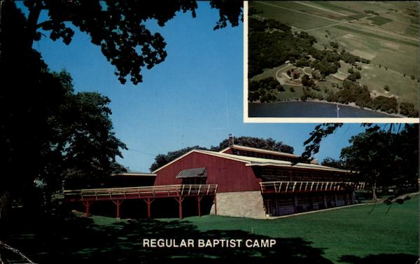 Regular Baptist Camp Ventura, IA