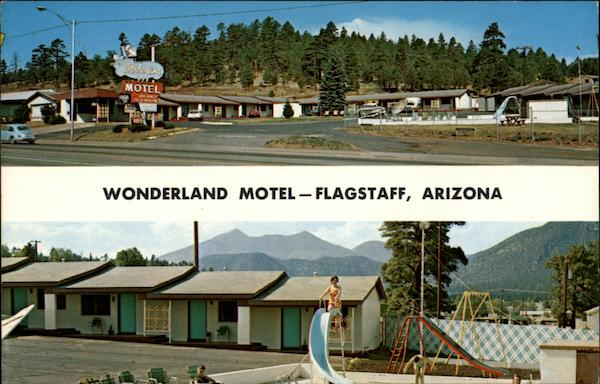 Wonderland Motel Flagstaff Arizona