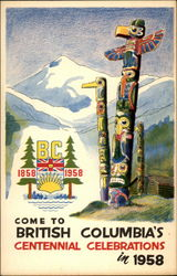 Come To British Columbia Centennial Celebrations