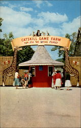 Catskill Game Farm Fun for the Whole Family
