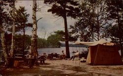 Fish Creek Camp