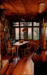 Dining Room, The Wharton Esherick Museum