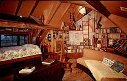 Bedroom. The Wharton Esherick Museum