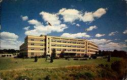 Sterling-Winthrop Research Institute Postcard