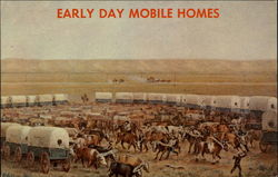 Early Day Mobile Homes