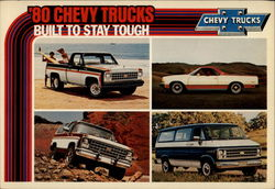 '80 Chevy Trucks. Built to stay tough