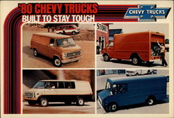 '80 Chevy trucks Built to stay tough