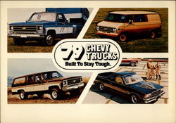 70 Chevy Trucks. Built to Stay Tough