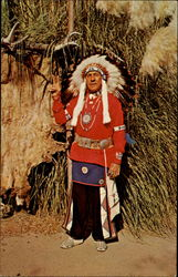 Chief Red Feather