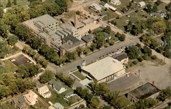 Aerial View of Sacred Heart Hospital
