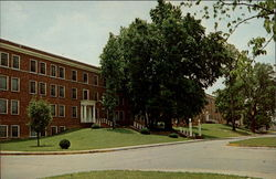 Women's Dormitory Row, East Tennessee State University