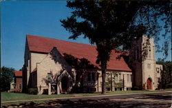 Trinity Lutheran Church Postcard