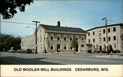 Old Woolen Mill Buildings