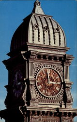 Dubuque's Old Town Clock