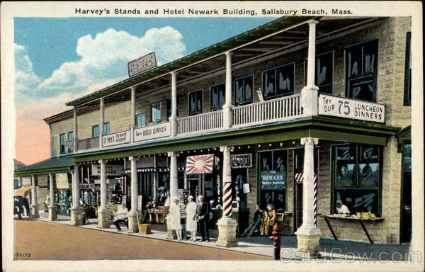 Salisbury Beach Waterfront Hotels