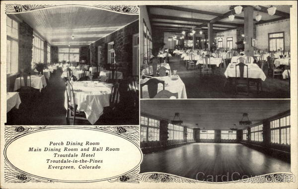 troutdale hotel evergreen, co