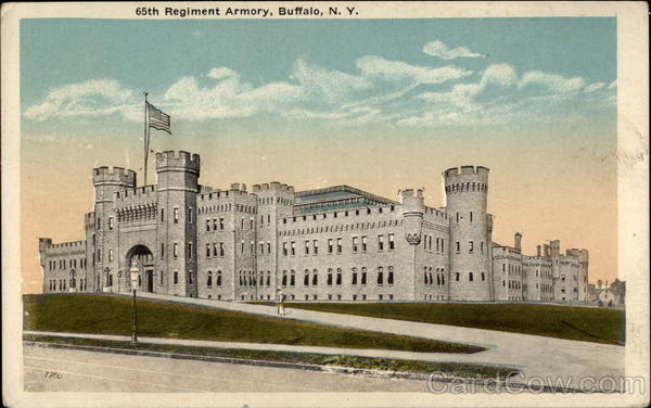 65th Regiment Armory Buffalo New York