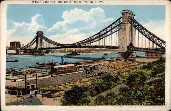 West Jersey Bridge New York City