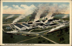 The American Glass Company, Ada, Okla
