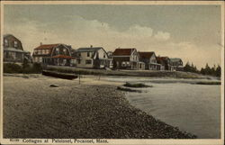 Cottages at Patuisset, Pocasset, Mass