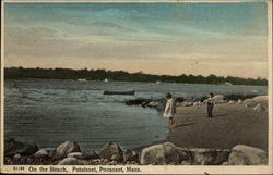 On the Beach, Patuisset, Pocasset, Mass