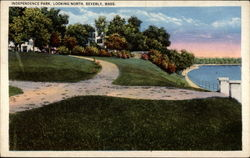 Independence Park, Looking North, Beverly Hills, Mass