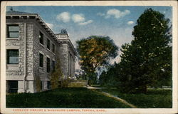 Carnegie Library & Washburn Campus