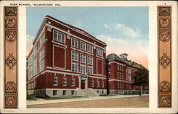 High School, Wilmington, Del