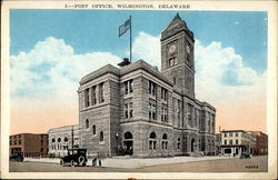 Post Office, Wilmington, Delaware