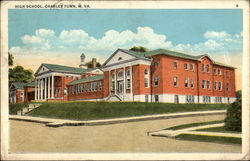 High School, Charles Town, W. VA